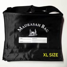 Madrasah Bag for Children kids / Islamic extra large Mosque Bag with strap (XL)